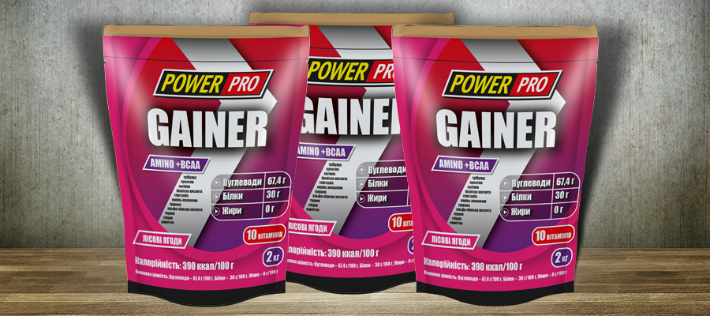 Gainer от Power Pro