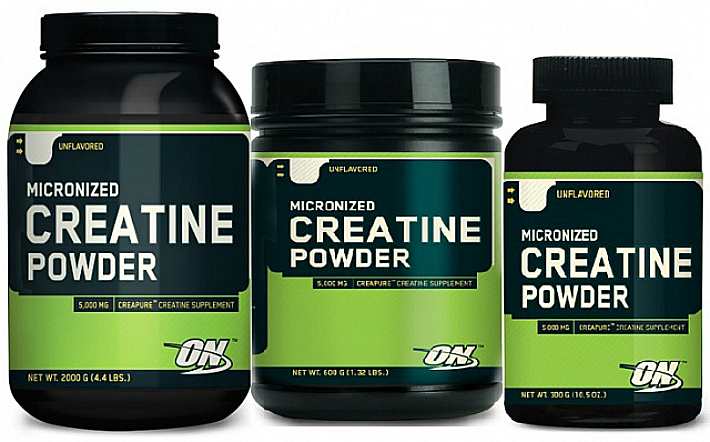 Micronized Creatine Powder от Optimum Nutrition