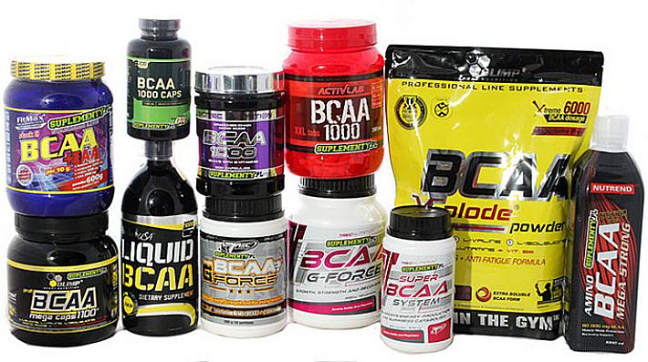 BCAA - не заменимый продукт