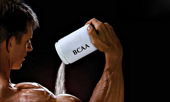 BCAA и анаболическое действие на мышцы