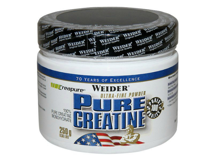 WEIDER-GMBH Pure Creatine 250 г