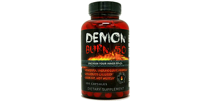 Demon Burn 50 от Hard Rock Supplements