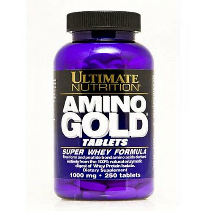 Amino Gold Capsules от Ultimate Nutrition