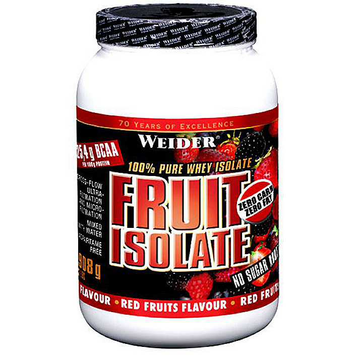 Fruit Isolate Weider