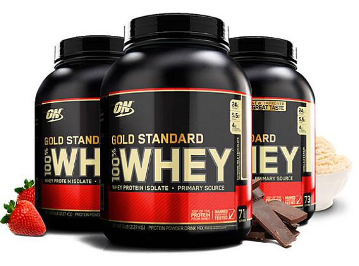 Протеин — это спортивная добавка