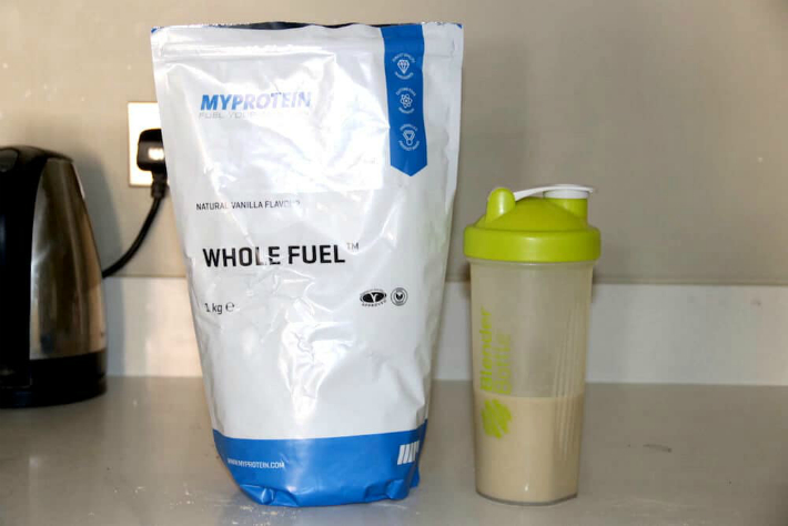 Vegan Fuel от myprotein